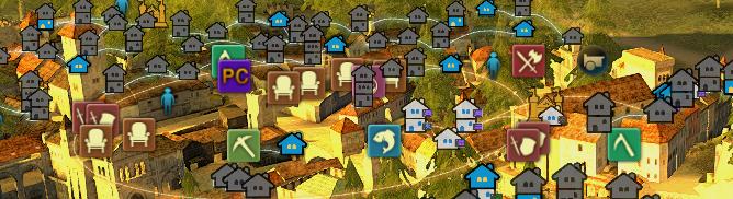 домовладение в black desert