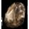 необработанный темный кристалл